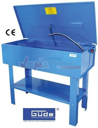 Fontaine de nettoyage pièces mécaniques 150 L