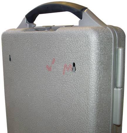 Outils pneumatiques coffret 71 PC