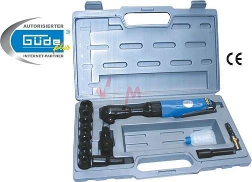 Visseuse - dévisseuse à cliquet - pneumatique GTIE 2 ANS