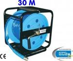 Enrouleur tuyau air comprimé - 30 m - Garantie 2 ans