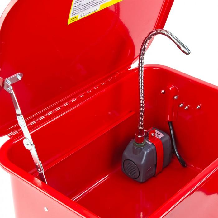 Fontaine de nettoyage  pièces mécaniques - 13 L
