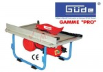 Scie table pliante Table de menuisier gamme PRO GTK 800