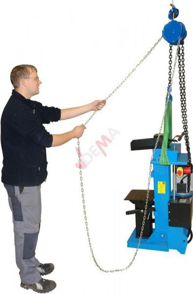 Palan à chaine 1 Tonne - Chaine levage 3 mètres