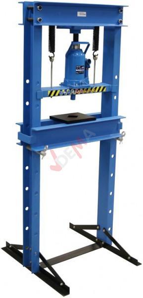 Presse d'atelier WP 20 T amplitude 0-730 mm vérin 160 mm