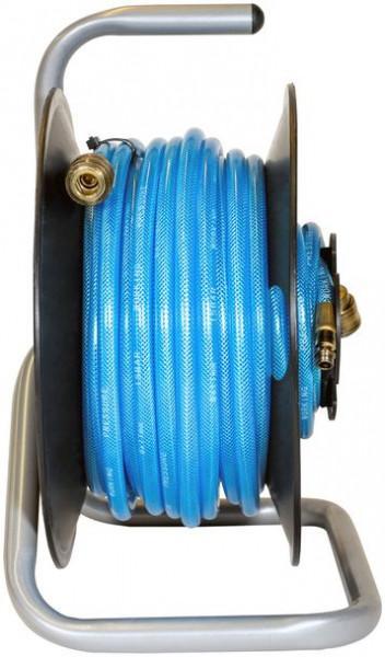 Enrouleur tuyau air comprimé 20 m Ø 11 x 6 - tuyau renforcé -