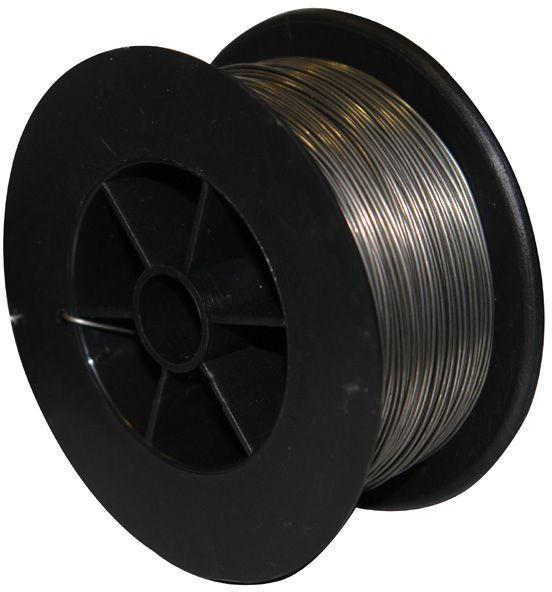 Fil fourré pour soudure Ø 0,9 mm - 0,4 kg - Poste MIG