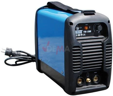Poste à souder GC 130 WIG - Électrodes et TIG