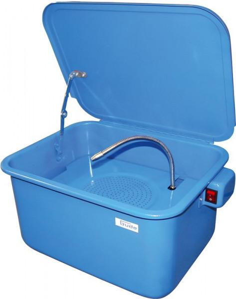 Fontaine de nettoyage pi ces m caniques 13 l bleue - Machine a laver de petite taille ...