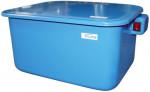 Fontaine de nettoyage  pièces mécaniques 13 L bleue - Garantie 2 ans