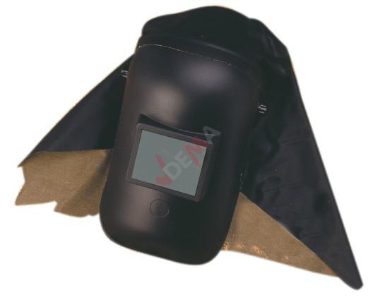 Masque de protection spécial sablage