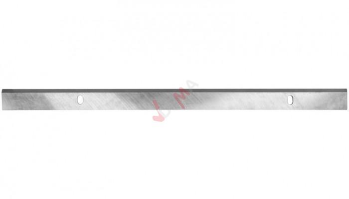Lame couteau pour rabot GMH 2000 - G55008 - Lot de 2 lames