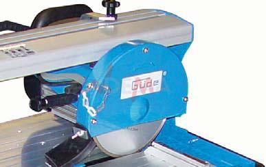 Scie radiale sur table - coupe carreaux - Garantie 2 ans