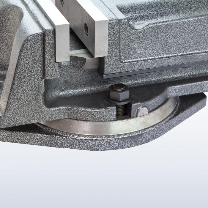 Etau de précision - Mâchoire de 160 mm
