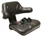 Siège chariot élévateur avec accoudoirs et ceinture ST002