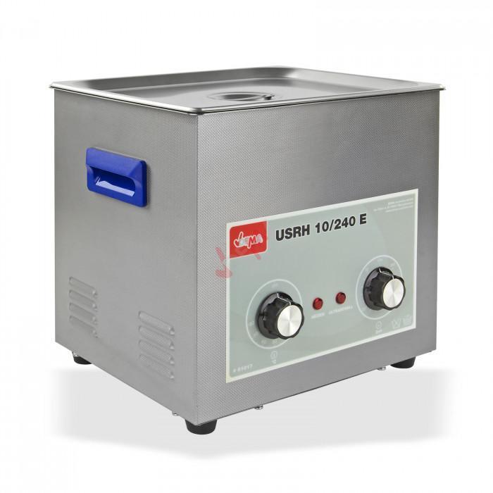 Nettoyeur ultrasons chauffant + vidange 10 l - UR10L/HD