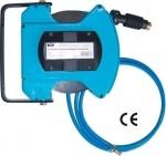 Enrouleur de tuyau pneumatique automatique 8 m rotation 180° 13 bar