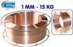 Fil soudure à gaz 1 mm
