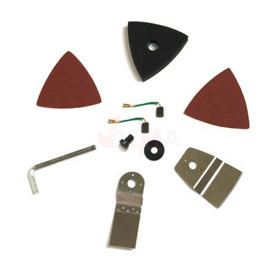Outil multifonctions avec accessoires