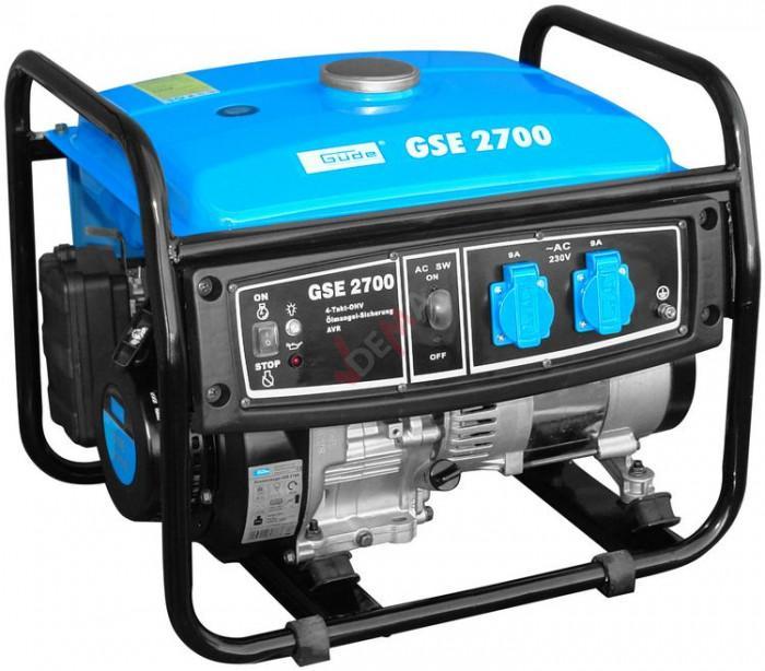 Groupe électrogène 2000 W GSE 2700