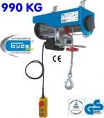 Palan électrique GSZ 500/1000