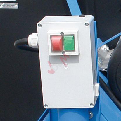 Scie à bûches GWS 600 EC - Lame carbure