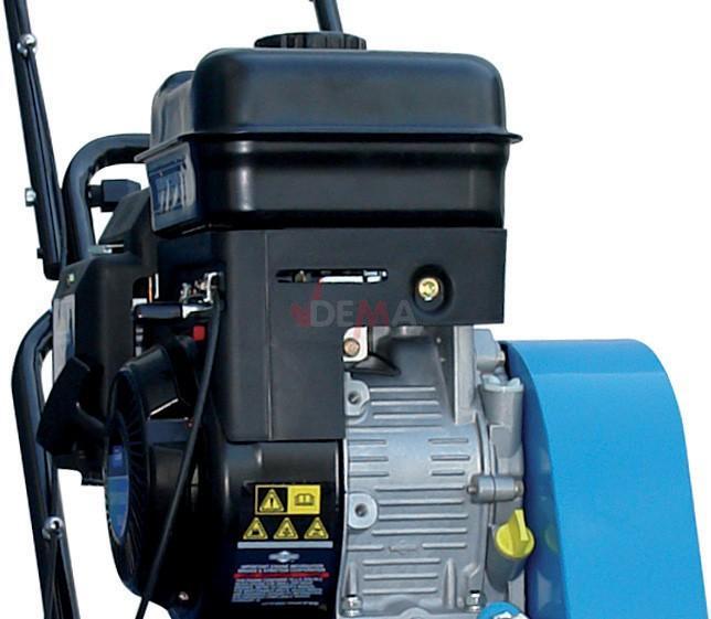 Plaque vibrante Compacteur GRP 6500  BRIGGS & STRATTTON