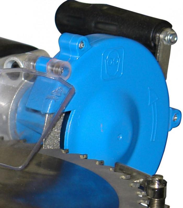 Affûteuse lame de scie au carbure ou CV de Ø 90-400 mm
