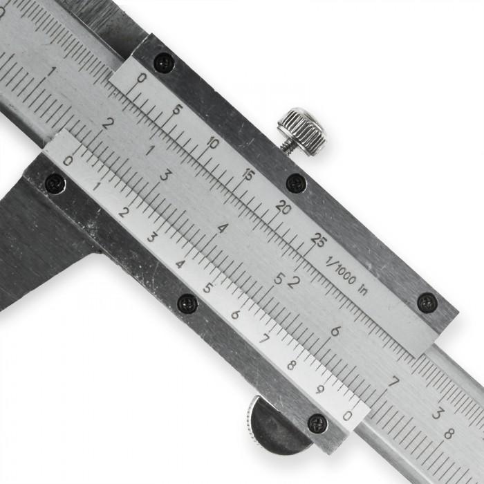 Pied à coulisse 150 mm en coffret