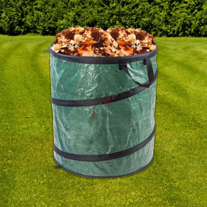 Sac repliable à déchets végétaux - 80 L