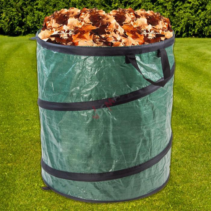 Sac repliable à déchets végétaux - 200 L