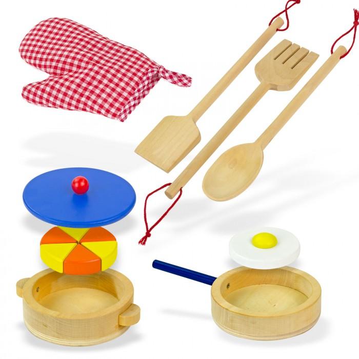 Cuisine en bois lamellé avec accessoires peintures testées = sécurité