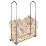 Chevalet de stockage bûches bois