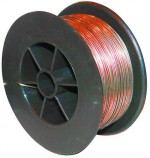 Fil soudure poste à souder gaz SG2 - 0,6 mm bobine 5 kg