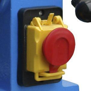 Affûteuse de lame de scie circulaire CV ou au carbure Ø de 80-700 mm