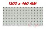 Porte Outil panneau 1200 x 460 mm - gris