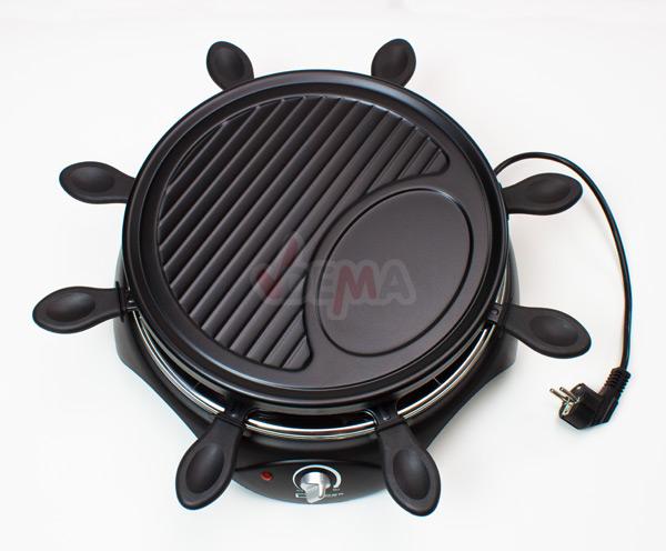 Raclette 8 personnes - 1200 W