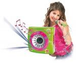 Sound Box avec microphone pour enfant