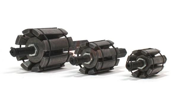Ecarteurs tuyaux d'échappement 32/80 atelier auto moto en coffret