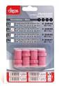 Buses 5 mm céramique pour cabine de sablage 90-220-340 L 4 pièces