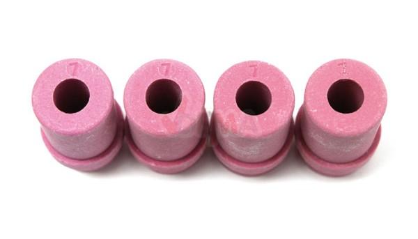 Buses céramiques 7 mm pour cabine de sablage 90-220-340 L 4 pièces
