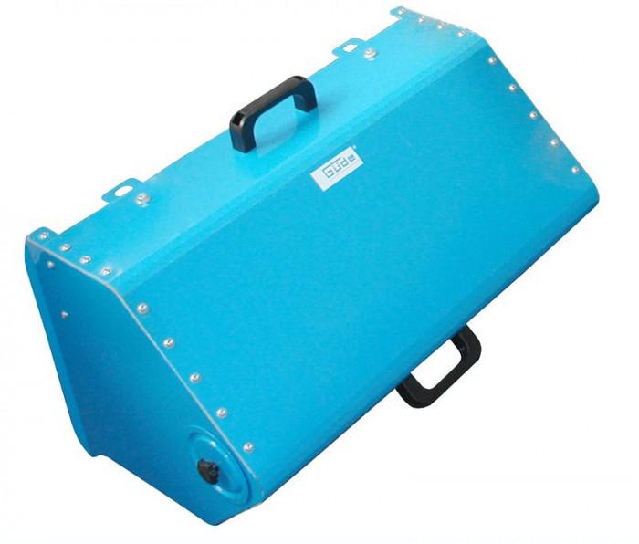 Balayeuse GKM 6,5 ECO - E10 usage été / hiver - balai/déneigeuse