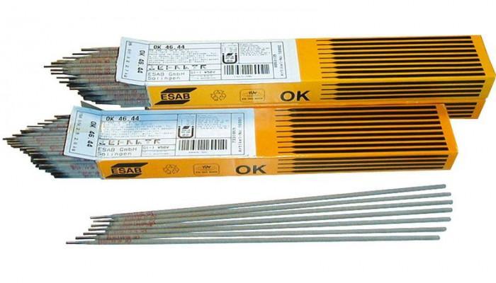 Électrode enrobée ESAB OK 46,44 2,5/350 mm 150 pièces