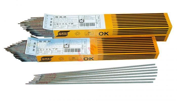 Électrode enrobée ESAB OK 46,44 3,25/350 mm 95 pièces