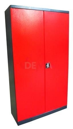 armoire garage m tallique. Black Bedroom Furniture Sets. Home Design Ideas