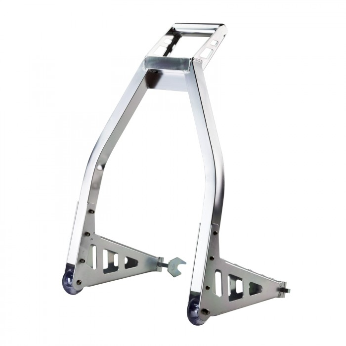 Béquille AR Alu Support moto spécial hivernage 65/25 solide stable