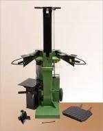Fendeuse à bûches bois  Fendeur de bois - 12 Tonnes - 400 V