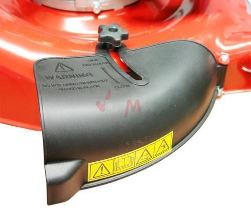 Tondeuse thermique démarrage électrique 508 mm - NEUF