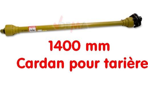 Cardan pour tarière D61804 et D61805
