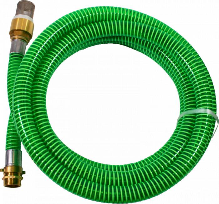 Kit de tuyau d'aspiration eau - KA 7 P - 7 mètres