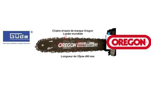 Guide de chaine de rechange OREGON pour tronçonneuse G94787